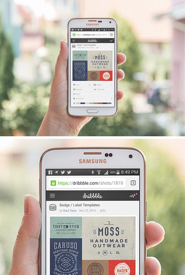 Samsung-Galaxy-S5-PSD-MockUp-